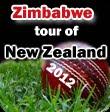 Zimbabwe in New Zealand 2012
