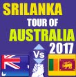 Sri Lanka tour of Australia, 2017