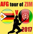 Afghanistan tour of Zimbabwe,2017