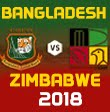 Zimbabwe tour of Bangladesh 2018