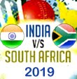South Africa tour of India 2019