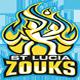 St Lucia Zouks Team Logo
