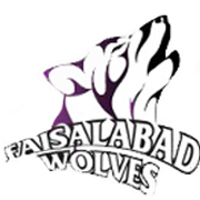 Faisalabad Wolves Team Logo