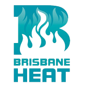 Brisbane Heat Team Logo