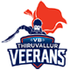 VB Thiruvallur Veerans Team Logo