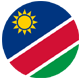Namibia Team Logo