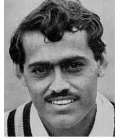 BS Chandrasekar took eight wickets in the match