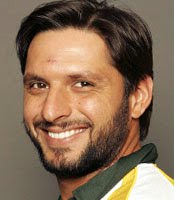 Shahid Afridi got the Man of the Match