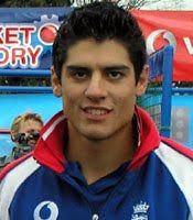 Alastair Cook scored 133