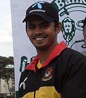 Nazimuddin was the Man of the Match