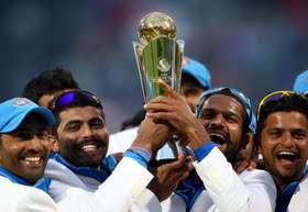 India won by 5 runs