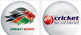 Scotland vs Kenya 2nd T20