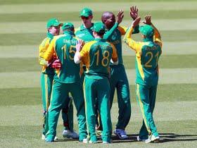 South Africa, Australia, 3rd ODI Durban