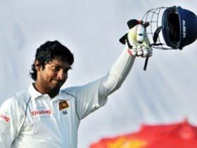 Kumar Sangakkara scored 199