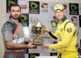 Afghanistan v Australia Only ODI