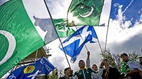 Pakistan in Scotland and Ireland 2013