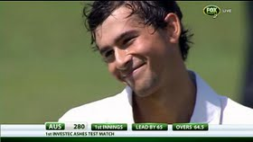 Ashton Agar Highest 10th wicket partnerships in Test