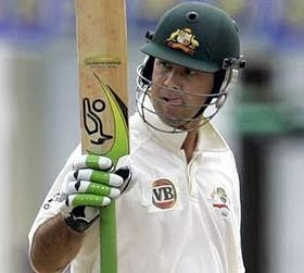 Ricky Ponting had scored 100s in both the innings of his 100th Test