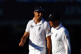 Finn and Swann put England on the brink of a victory