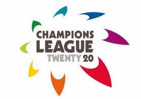 Cricket Champions League T20 2013 logo