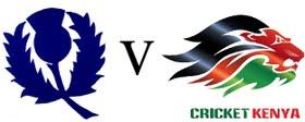 Kenya tour of Scotland T20 Series 2013