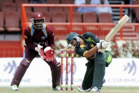Pakistan West Indies 1st ODI Sharjah