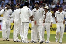 Team India Indore Test