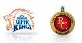 CSK Vs RCB T20 IPL 2012