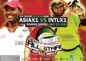 Asia XI vs World XI T20 2011