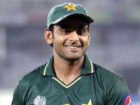 Mohammad Hafeez got the Man of the Match