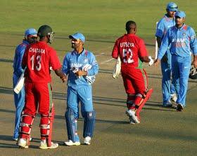 Ind Vs Zim Zimbabwe India 2nd Odi