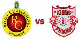 RCB vs KP
