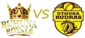 SLPL 6th T20 RR vs UR