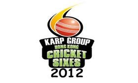 HONG KONG CRICKET SIXES 2012