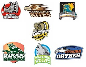 SLPL 2012 Teams logos