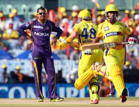 CSK vs KKR IPL 6