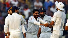 India Test win at Eden Gardens, Kolkata, stats