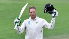 Martin Guptill, Indore Test
