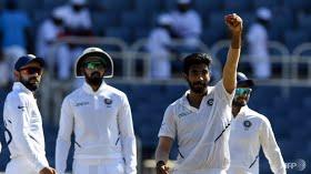 Jamaica Test Day 2: Bumrah hat-trick, Vihari ton as India dominate