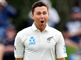 Wellington Test: Boult credits Jamieson for Kohli wicket