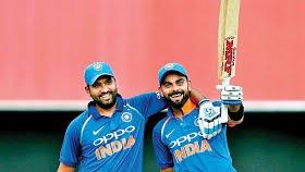 ICC ODI rankings: Kohli, Rohit retain top two slots