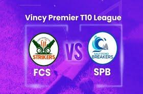 VPL T10 2020: Fort Charlotte Strikers vs Salt Pond Breakers, 5th match Live scores, Squads