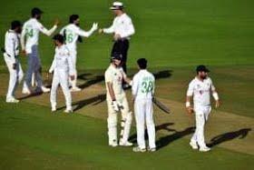 England Vs Pakistan 2nd Test: Match Drawn