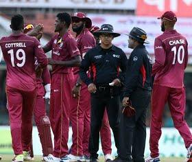 Chennai ODI: Ravindra Jadeja's controversial dismissal in focus as West Indies thrash India