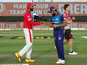 IPL 2020 MI vs KXIP Match 36: Preview, Playing XI Predictions, weather report