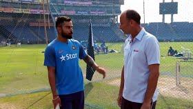 Kohli an 'imposing character', split captaincy won't work for India: Nasser Hussain