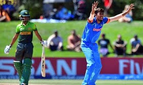 ICC Under-19 World Cup 2020, Semi-Final: India vs Pakistan Live Cricket Scorecard