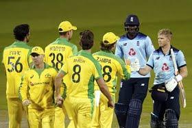 1st ODI: Hazlewood, Maxwell sizzle; Billings' maiden ton in vain
