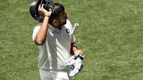 Board President's XI vs South Africa: Rohit Sharma gets duck; Priyank Panchal, Kona Bharat shine