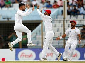 Rashid Khan spins Afghanistan to memorable win over Bangladesh, dedicates triumph to retiring Nabi